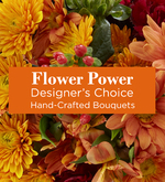 Autumn Colours Florist Designed Bouquet