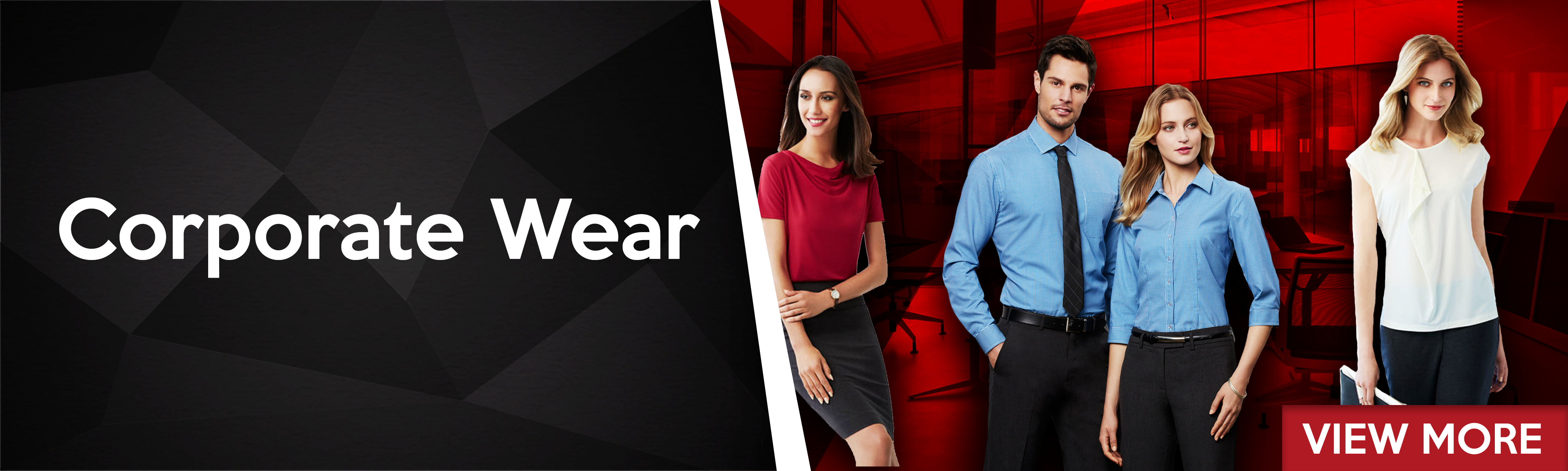 Online Work Wear provides a comprehensive range of Corporate Apparel, Corporate Clothing & Office Wear.