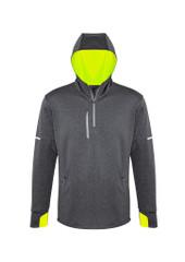 Grey/Fluoro Yellow