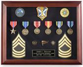 Medium Medals Awards Display Case