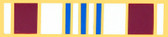 Defense Meritorious Service Medal Ribbon Lapel Pin