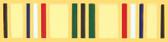 Southwest Asia Service Medal Ribbon Lapel Pin