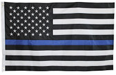 Thin Blue Line Flag (3x5)
