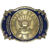 U.S. Navy Emblem Belt Buckle