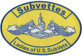 U.S. Navy Subvettes Ladies of the U.S. Subvets