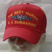 Best Marine is a Submarine Ball Cap