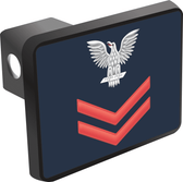 U.S. Navy Petty Officer 2nd Class E-5 Hitch Cover