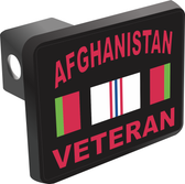 Afghanistan Veteran Hitch Cover