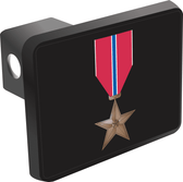 Bronze Star Hitch Cover