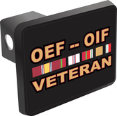 Operation Enduring Freedom - Operation Iraqi Freedom Hitch Cover