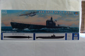 1:144 Scale USS GATO (SS 212) 1941 Configuration Kit