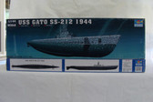 1:144 Scale USS GATO (SS 212) 1944 Configuration Kit