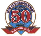 USSVI Holland Club Patch