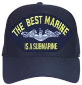 The Best Marine is a Submarine' Ball Cap