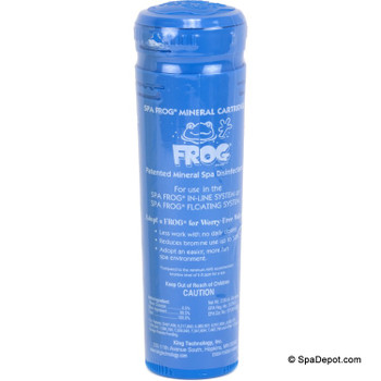 Spa Frog Conditioning Cartridge for Marquis spas