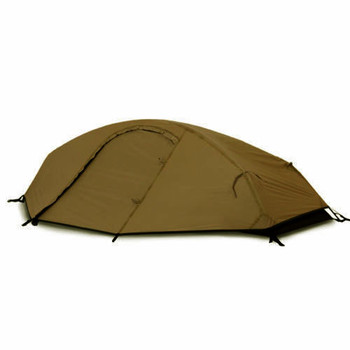 Catoma Tactical Stealth Military Tent Reversible Dark Green / Coyote 1 Person Shelter
