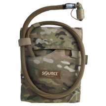 Source Kangaroo 1 Liter Bladder w/ Pouch Multicam Collapsible Canteen 33 oz