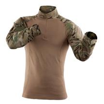 5.11 Tactical Rapid Assault Shirt Combat Shirt  Multicam Moisture Wicking