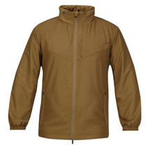 Propper Packable Windshirt, Olive Coyote, Black