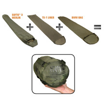 Snugpak Quart Sleeping Bag System