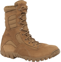 Belleville 533 Hot Weather Hybrid Assault Boot Coyote Brown US Navy Certified USA Made