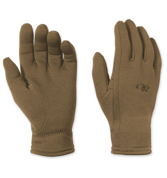 Outdoor Research PS 150 Gloves Coyote Brown USA Made