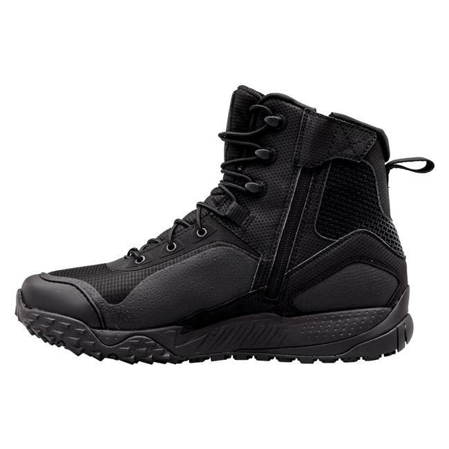 bdf6e1084ca Under Armour Tactical UA Valsetz RTS Side Zip Boot Black