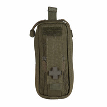 5.11 Tactical 3.6 Med Kit Pouch Tac OD, Molle, Pals, Military, Medic, LE