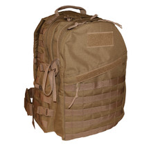 BDS Tactical Three Day Assault Pack Coyote Brown USA Made