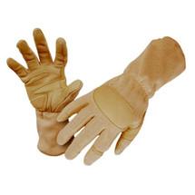 Hatch Operator SOG Tactical Glove W/ Nomex Coyote Tan