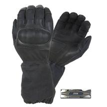 Damascus Spec Ops Tactical Gloves Hard Knuckle Black