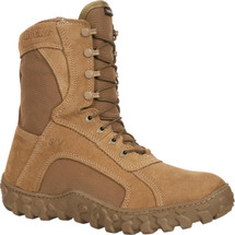 Rocky S2V Gore-Tex Waterproof Insulated Military Boots Coyote Brown