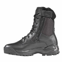 """5.11 Tactical Women's A.T.A.C. 8"""" Boot with Side Zip Black"""