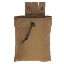 Tac Shield Mag Retention Pouch,Molle, Coyote Brown USA Made