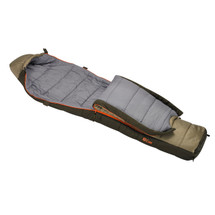 Slumberjack Ronin 0 Degree F. Sleeping Bag Dual Full Length Zippers