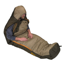 Slumberjack Ronin -20 Degree F. Sleeping Bag Dual Full Length Zippers