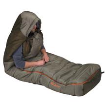 Slumberjack Borderland 20 Degree Sleeping Bag Dual Full Length Zippers