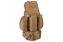 Kelty Military Eagle Coyote Brown Full Loadout Pack 7850 Cubic Inches / 128.7 L