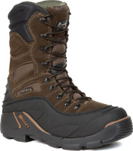 Rocky Blizzardstalker Pro Waterproof 1200 Gram Thinsulate Insulated Boot Brown