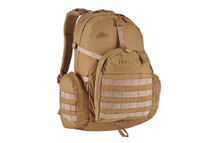 Kelty Strike 37 Military Tactical Assault Pack 37 Liter 2300 Cubic Inches Coyote Brown