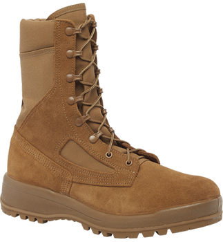 Belleville Army Compliant Coyote Brown Boot high quality and made for a Woman