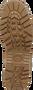 Rugged Vibram Sierra Outsole