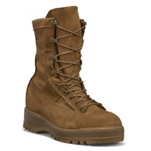 Belleville Waterproof Flight & Combat Boot Coyote Brown AR-670-1 Compliant USA Made