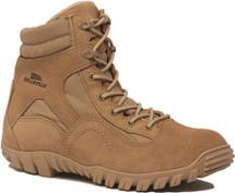 "Belleville 763 6"" Waterproof Hybrid Assault Boot Coyote Brown USA Made"