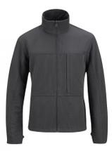 Propper Full Zip Knit Fleece Tech Sweater Charcoal Grey