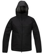 Propper Men's Packable Waterproof Jacket Black or LAPD Navy (black)