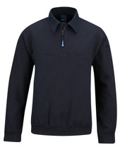 Propper Men's 1/4 Zip Job Shirt LAPD Navy