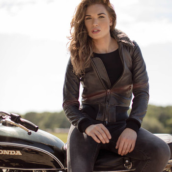 Cockpit USA Women's Bessie G-1 Jacket USA Made