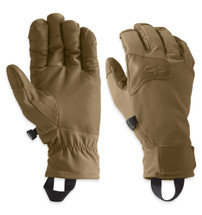 Outdoor Research Stormfighter Gloves Coyote Brown USA Made