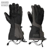 Outdoor Research Men's Arete Gloves Black Gore-tex